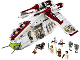 Set No: 75021  Name: Republic Gunship