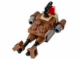 Set No: 75056  Name: Advent Calendar 2014, Star Wars (Day 19) - Holiday Speeder Bike
