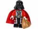 Set No: 75056  Name: Advent Calendar 2014, Star Wars (Day 24) - Santa Darth Vader