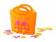 Set No: 7511  Name: Trendy Totes Tangerine