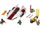 Set No: 75175  Name: A-Wing Starfighter