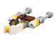 Set No: 75184  Name: Advent Calendar 2017, Star Wars (Day 18) - Y-wing Starfighter