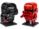 Set No: 75232  Name: Kylo Ren & Sith Trooper