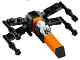 Set No: 75245  Name: Advent Calendar 2019, Star Wars (Day  5) - Poe's X-Wing Fighter