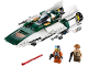 Set No: 75248  Name: Resistance A-Wing Starfighter