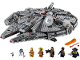 Set No: 75257  Name: Millennium Falcon
