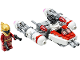 Set No: 75263  Name: Resistance Y-wing Microfighter