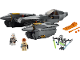 Set No: 75286  Name: General Grievous's Starfighter