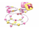 Set No: 7545  Name: Pink & Pearls Jewels 'n' More