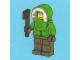Set No: 7553  Name: Advent Calendar 2011, City (Day  9) - Ice Fisherman