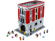 Set No: 75827  Name: Firehouse Headquarters