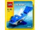 Set No: 7608  Name: Dolphin polybag