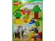 Set No: 7614  Name: Elephant Bucket