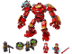 Set No: 76164  Name: Iron Man Hulkbuster versus A.I.M. Agent