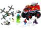 Set No: 76174  Name: Spider-Man's Monster Truck vs. Mysterio