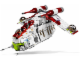 Set No: 7676  Name: Republic Attack Gunship