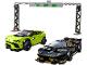Set No: 76899  Name: Lamborghini Huracán Super Trofeo EVO & Urus ST-X