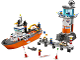 Set No: 7739  Name: Coast Guard Patrol Boat & Tower