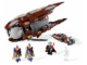 Set No: 7752  Name: Count Dooku's Solar Sailer