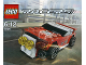 Set No: 7801  Name: Rally Racer polybag
