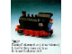 Set No: 7810  Name: Push-Along Steam Engine (Locomotive without motor)