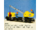 Set No: 7814  Name: Crane Wagon with Small Container