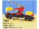 Set No: 7817  Name: Crane Wagon