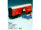 Set No: 7820  Name: Mail Van