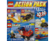 Set No: 78579  Name: Action Pack (Target Exclusive)