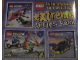 Set No: 78597  Name: Extreme Action Pack