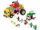 Set No: 79104  Name: The Shellraiser Street Chase (Train Base Version)