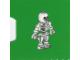Set No: 7952  Name: Advent Calendar 2010, Kingdoms (Day 10) - Skeleton