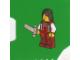 Set No: 7952  Name: Advent Calendar 2010, Kingdoms (Day 13) - Prince with Sword