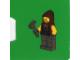 Set No: 7952  Name: Advent Calendar 2010, Kingdoms (Day  1) - Blacksmith with Hammer