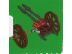 Set No: 7952  Name: Advent Calendar 2010, Kingdoms (Day  5) - Weapons Cart with Spear