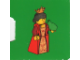 Set No: 7952  Name: Advent Calendar 2010, Kingdoms (Day  7) - Queen with Frog