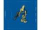 Set No: 7958  Name: Advent Calendar 2011, Star Wars (Day 11) - Battle Droid Pilot