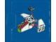 Set No: 7958  Name: Advent Calendar 2011, Star Wars (Day 15) - Republic Gunship