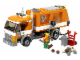 Set No: 7991  Name: Recycle Truck