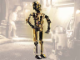 Set No: 8007  Name: C-3PO