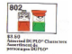 Set No: 802  Name: Assorted DUPLO Characters