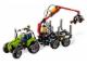 Set No: 8049  Name: Tractor with Log Loader
