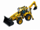 Set No: 8069  Name: Backhoe Loader
