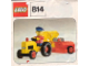 Set No: 814  Name: Gear Farm Set