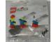 Set No: 821  Name: Brick Separator, Gray