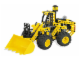 Set No: 8453  Name: Front-End Loader, Black Box