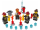 Set No: 850618  Name: City Fire Accessory Set blister pack