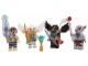 Set No: 850779  Name: Legends of Chima Minifigure Accessory Set blister pack