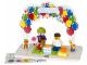 Set No: 850791  Name: Minifigure Birthday Set