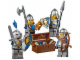 Set No: 850888  Name: Castle Knights Accessory Set blister pack